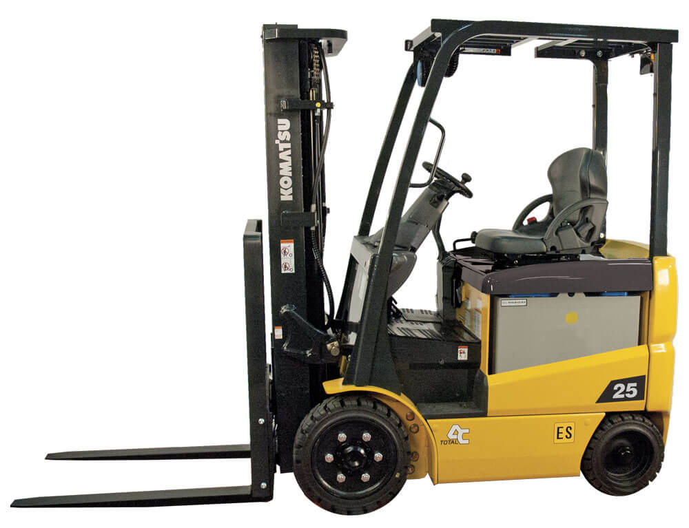 Komatsu Forklifts NJ