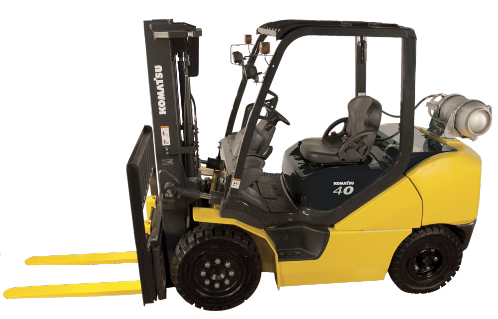 Gas Forklifts NJ