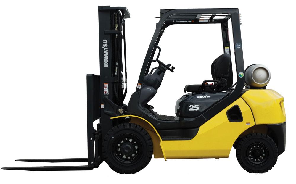 Komatsu Forklift Dealer NJ