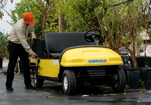 utility vehicles nj