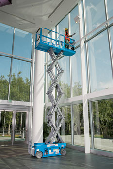 genie scissor lift dealer nj