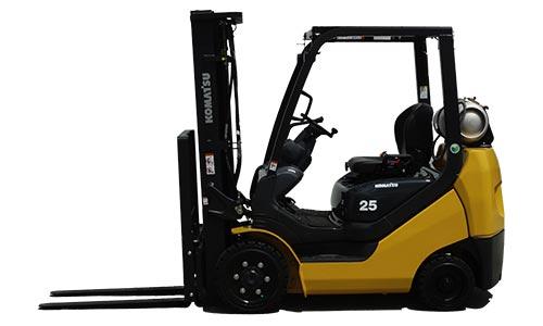 Gas Forklift Rentals