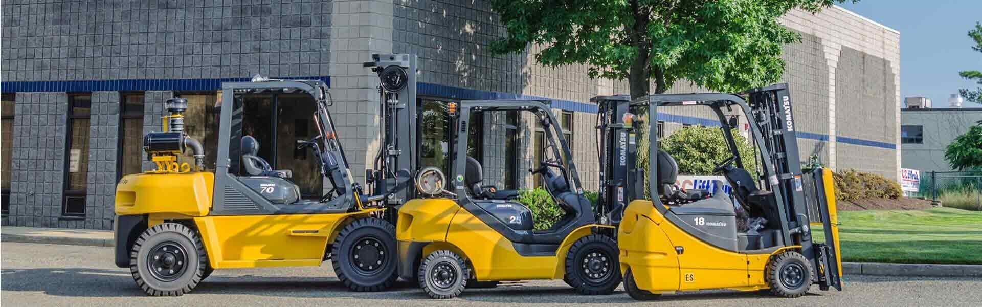 Forklift Dealer NJ