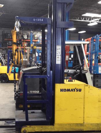 komatsu lift trucks for sale NY