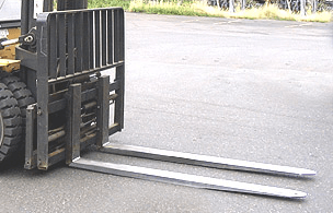 used forklift attachments NY