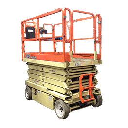 <strong> SCISSOR LIFTS</strong>