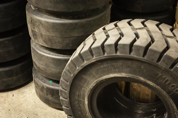 forklift tires nj