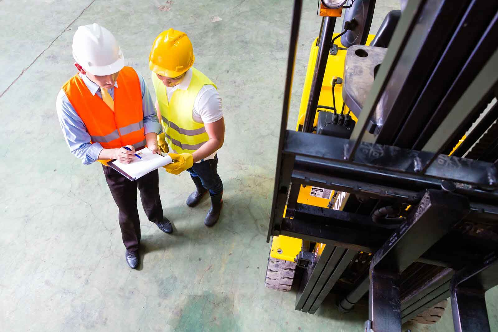 Signs That It's Time to Replace Forklift Parts or Equipment