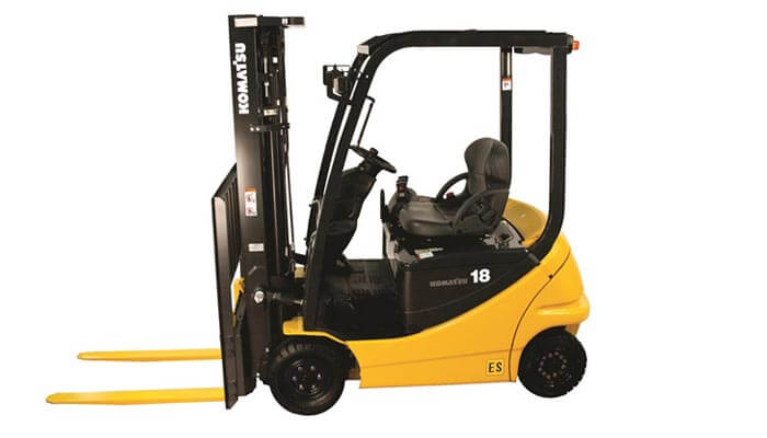 The Benefits of an Electric Forklift | C&C Lift Truck
