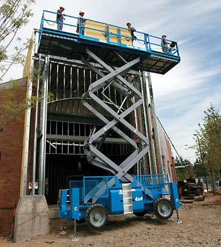scissor lift rentals nj