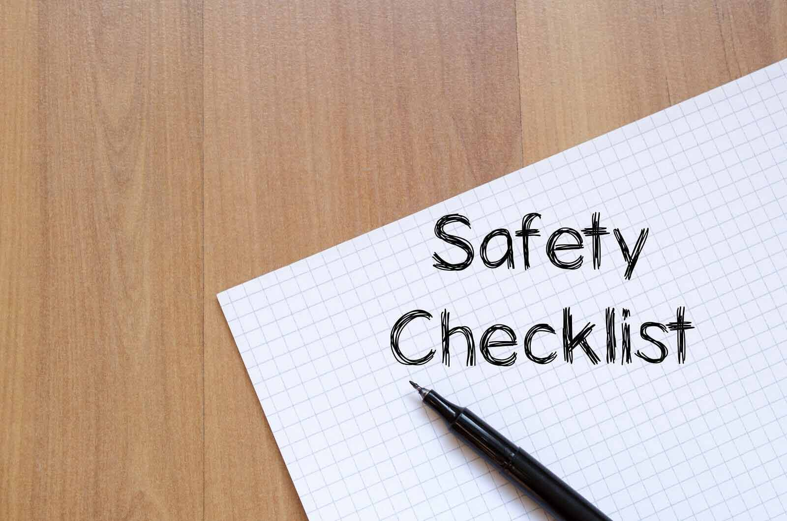 Forklift Safety Training: The Importance of Inspection Checklists