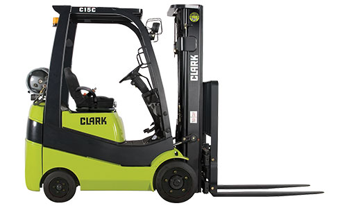 clark forklifts nj