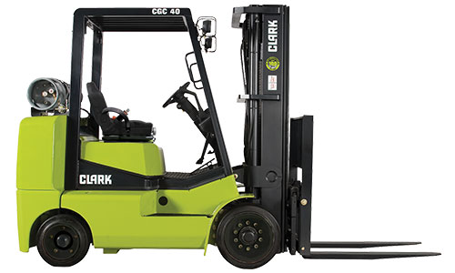 clark forklifts in nj
