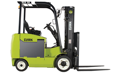 clark lift truck