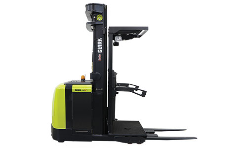 clark reach truck for sale