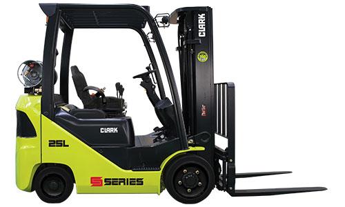 clark lift trucks
