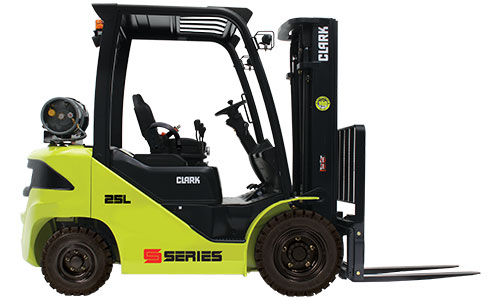 clark forklifts for sale