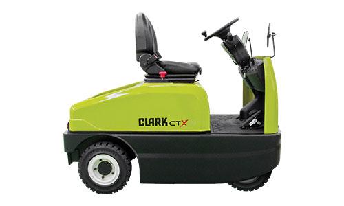 clark tow tractor