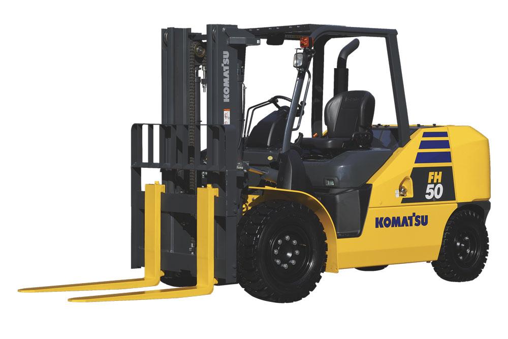 Gas/LPG/ Diesel Forklifts