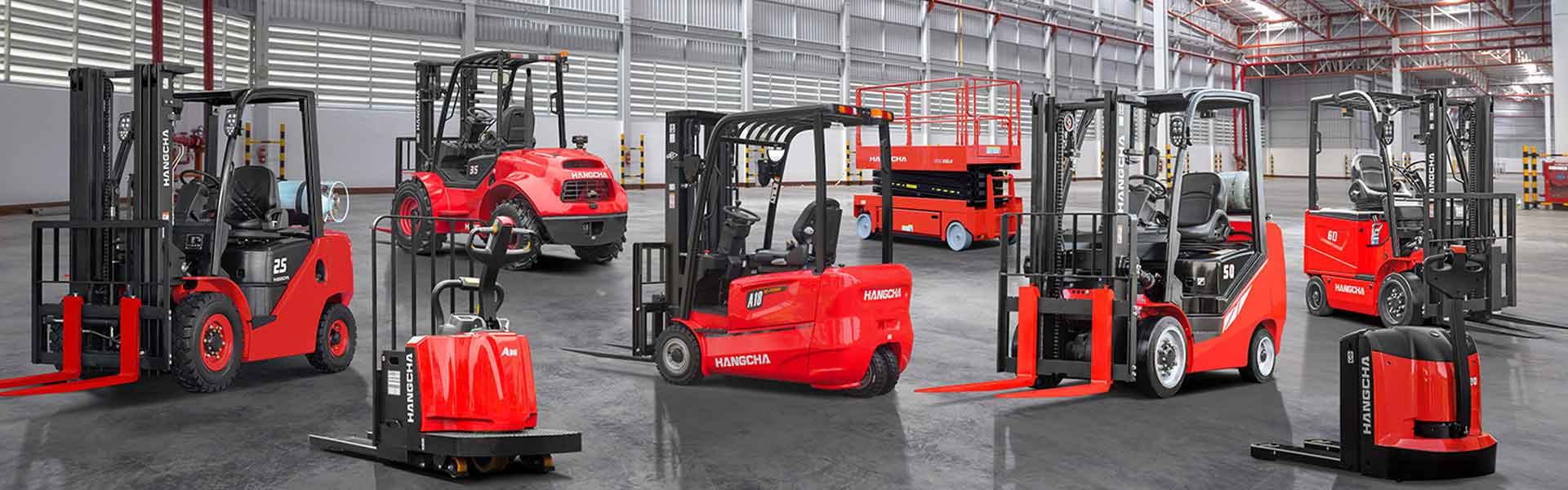 Hangcha Forklift - C & C Lift Truck